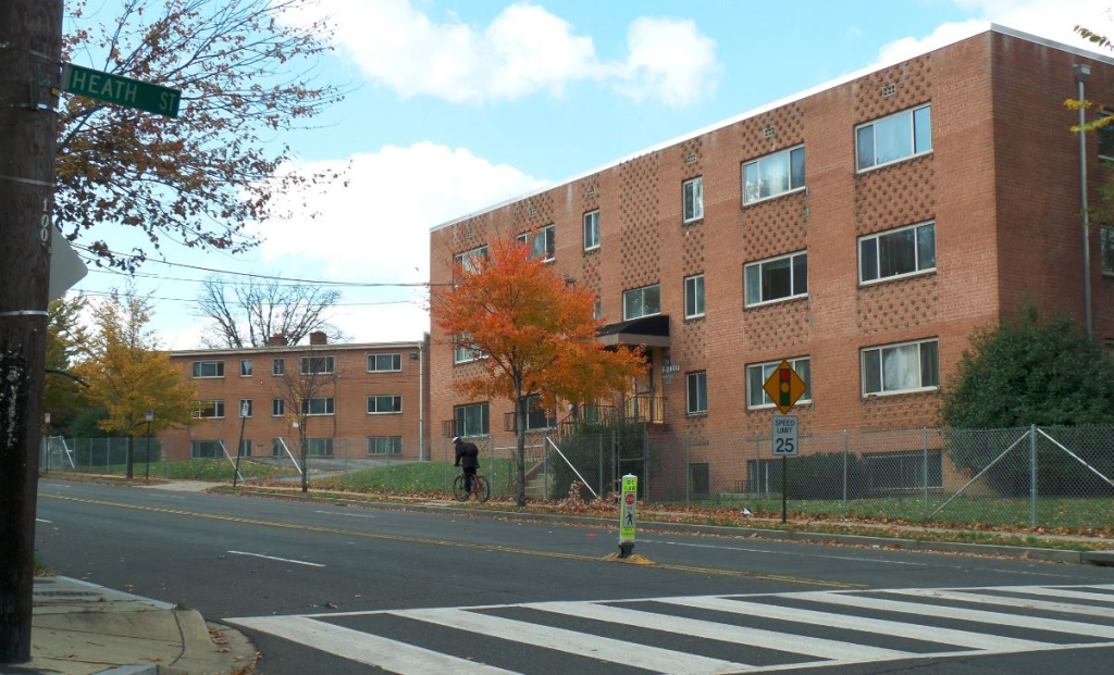 Image of Weinberg Commons in Washington, District Of Columbia