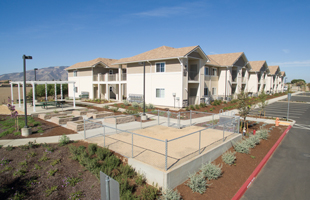 Image of Magnolia Place Senior Apartments in Greenfield, California