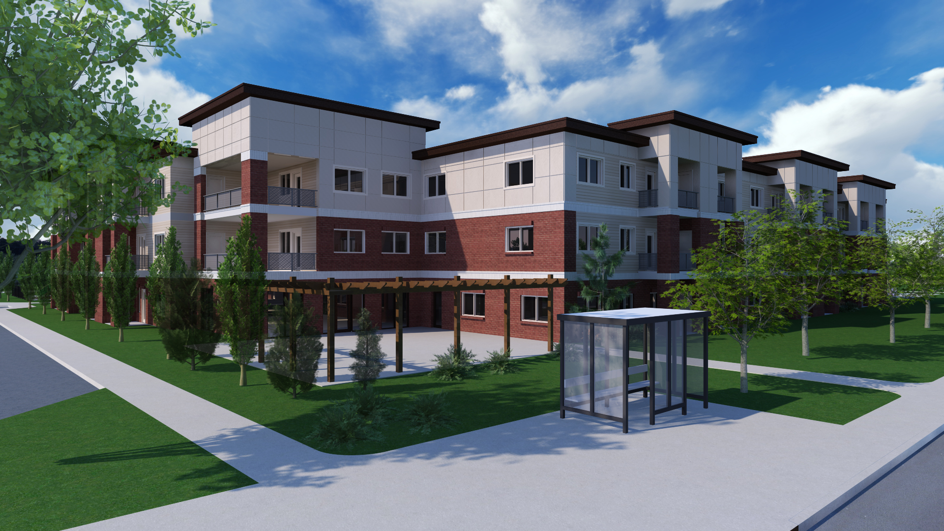 Image of Mercy Creek Apartments in Nampa, Idaho