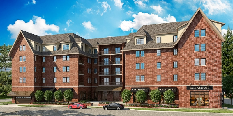 Image of Forest Oaks Apartments in Forest Park, Illinois