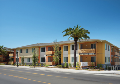 Image of Fetters Apartments in Sonoma, California