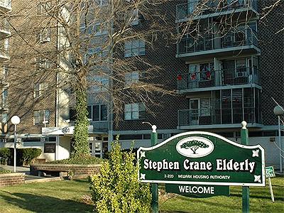 Image of Stephen Crane Elderly NJ2-22D in Newark, New Jersey