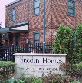 Image of Lincoln Homes in Trenton, New Jersey
