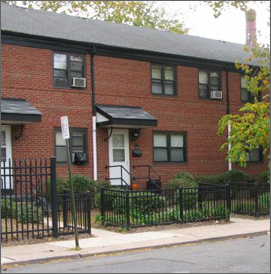 Image of  Samuel Haverstick Homes in Trenton, New Jersey