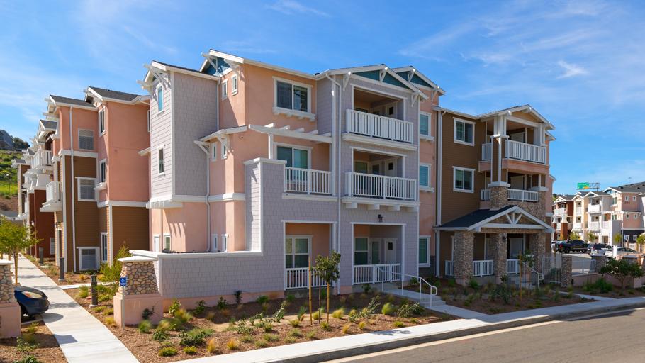 Image of Oakcrest Terrace in Yorba Linda, California