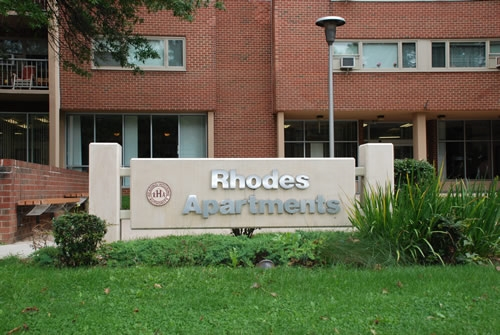 Image of George M. Rhodes Apartments in Reading, Pennsylvania