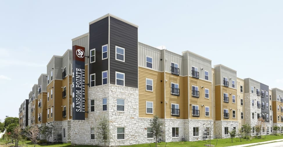 Image of Sansom Pointe Senior Apartments in Fort Worth, Texas