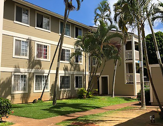 Image of Hibiscus Hill Apartments in Waipahu, Hawaii