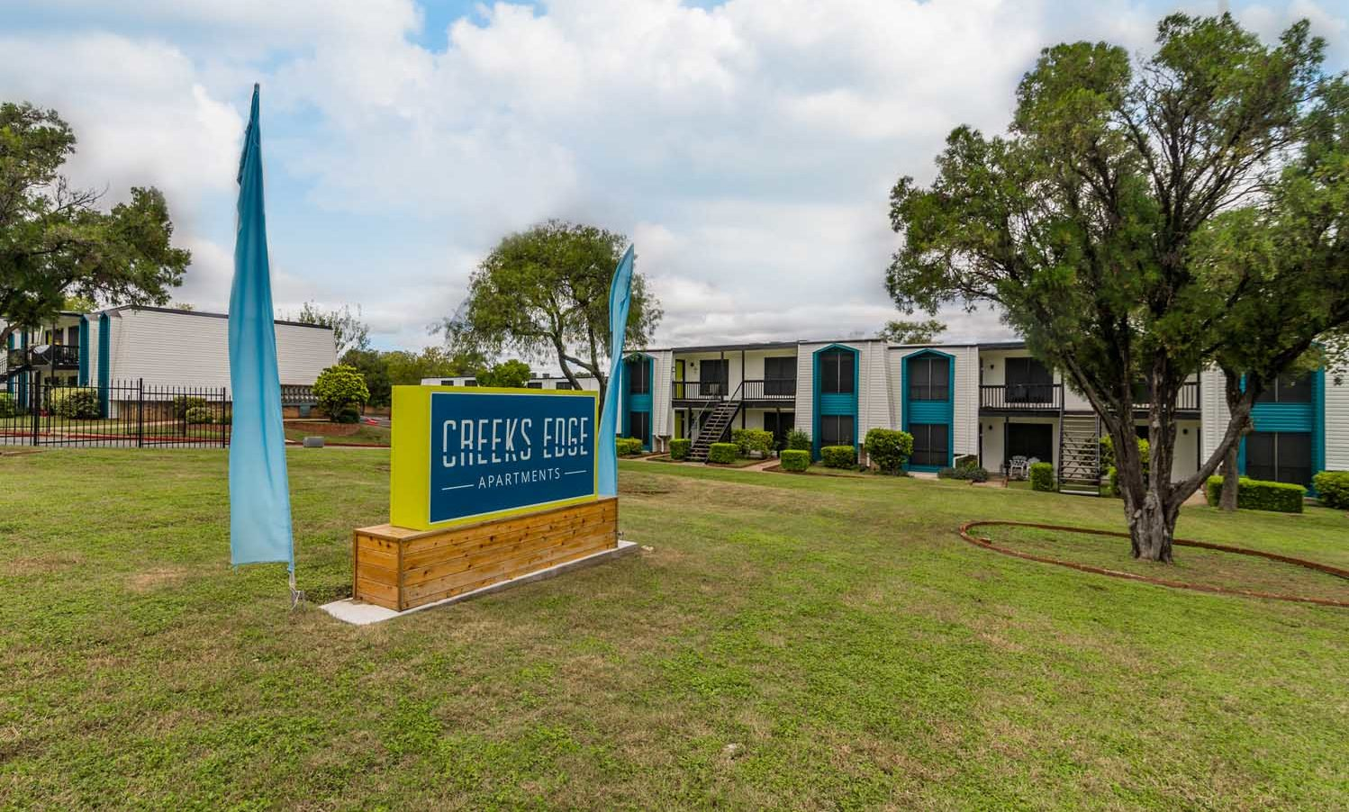 Image of Creeks Edge Apartments in Austin, Texas