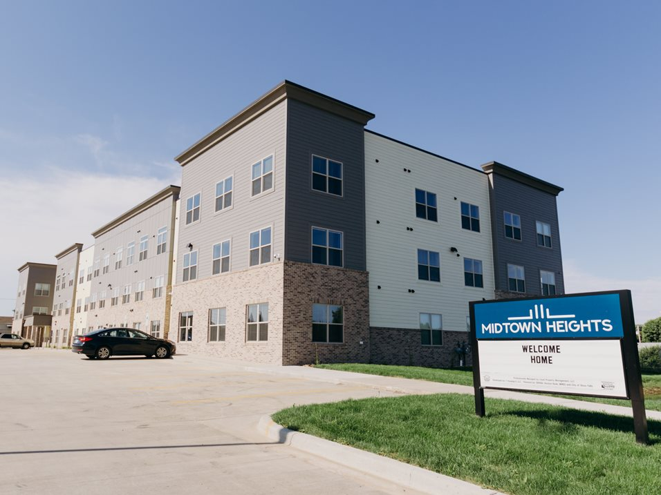 Image of Midtown Heights in Sioux Falls, South Dakota