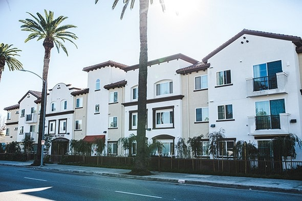 Image of Winnetka Senior Apartments in Los Angeles, California
