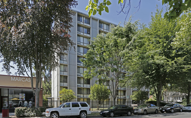 Image of Sierra Vista Apartments in Sacramento, California