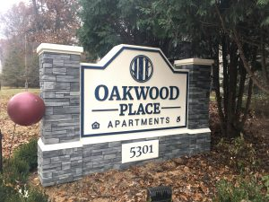 Image of Oakwood Place Apartments in Midland, Michigan