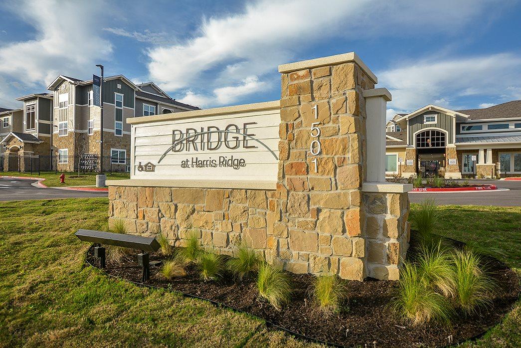 Image of Bridge at Harris Ridge in Austin, Texas