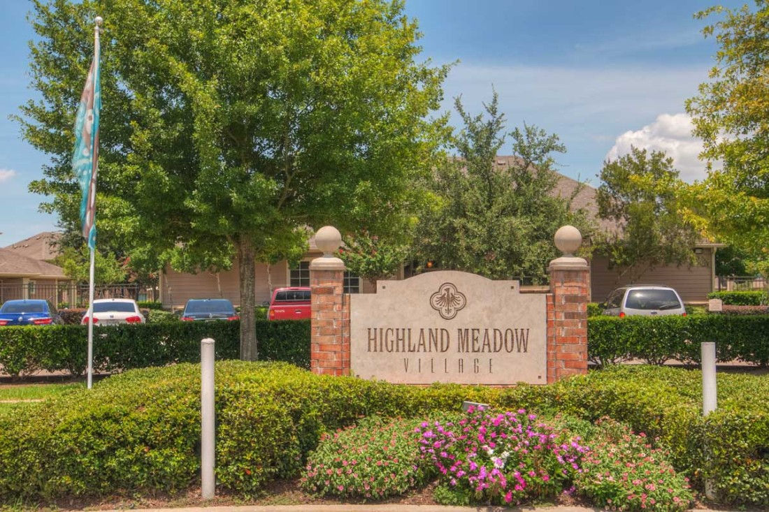 Image of Highland Meadow Village in Houston, Texas
