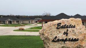 Image of Estates at Lampasas in Lampasas, Texas
