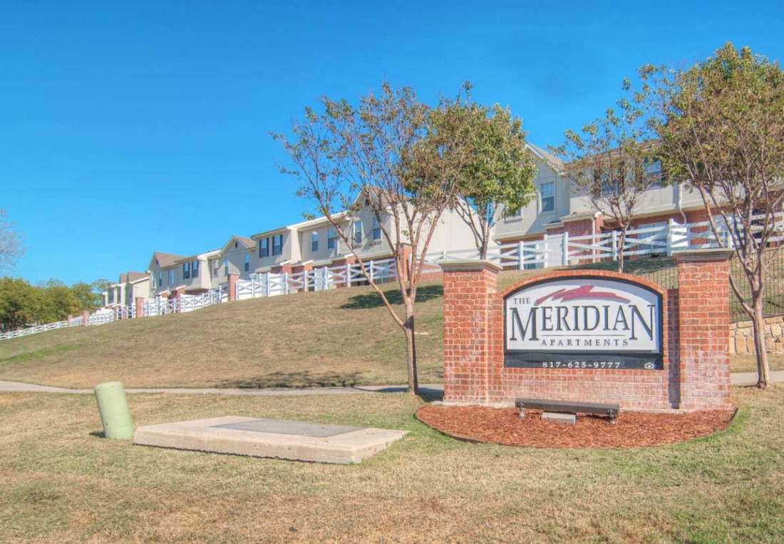 Image of The Meridan Apartments in Fort Worth, Texas