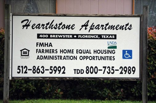 Image of Hearthstone Apartments in Florence, Texas