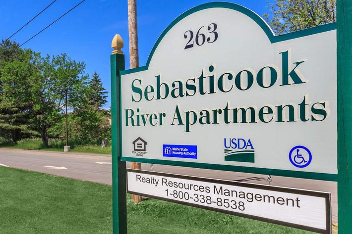 Image of Sebasticook River Apartments in Newport, Maine