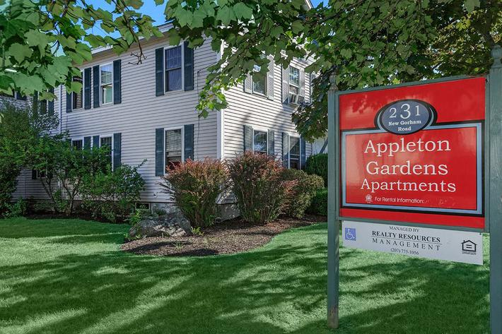 Image of Appleton Garden Apartments in Westbrook, Maine
