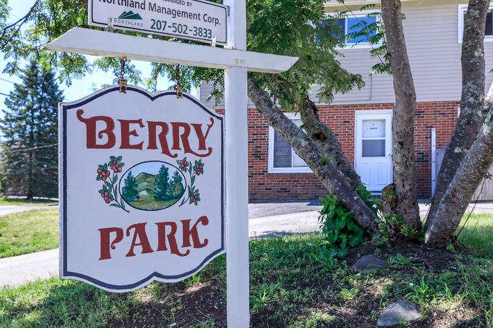 Image of Berry Park in Biddeford, Maine