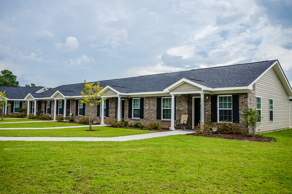 J.O Smith Villas | Florence, SC Low Income Apartments
