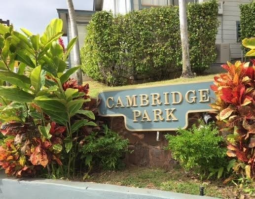 Image of Cambridge Park & Cluster Park Apartments in Kapolei, Hawaii