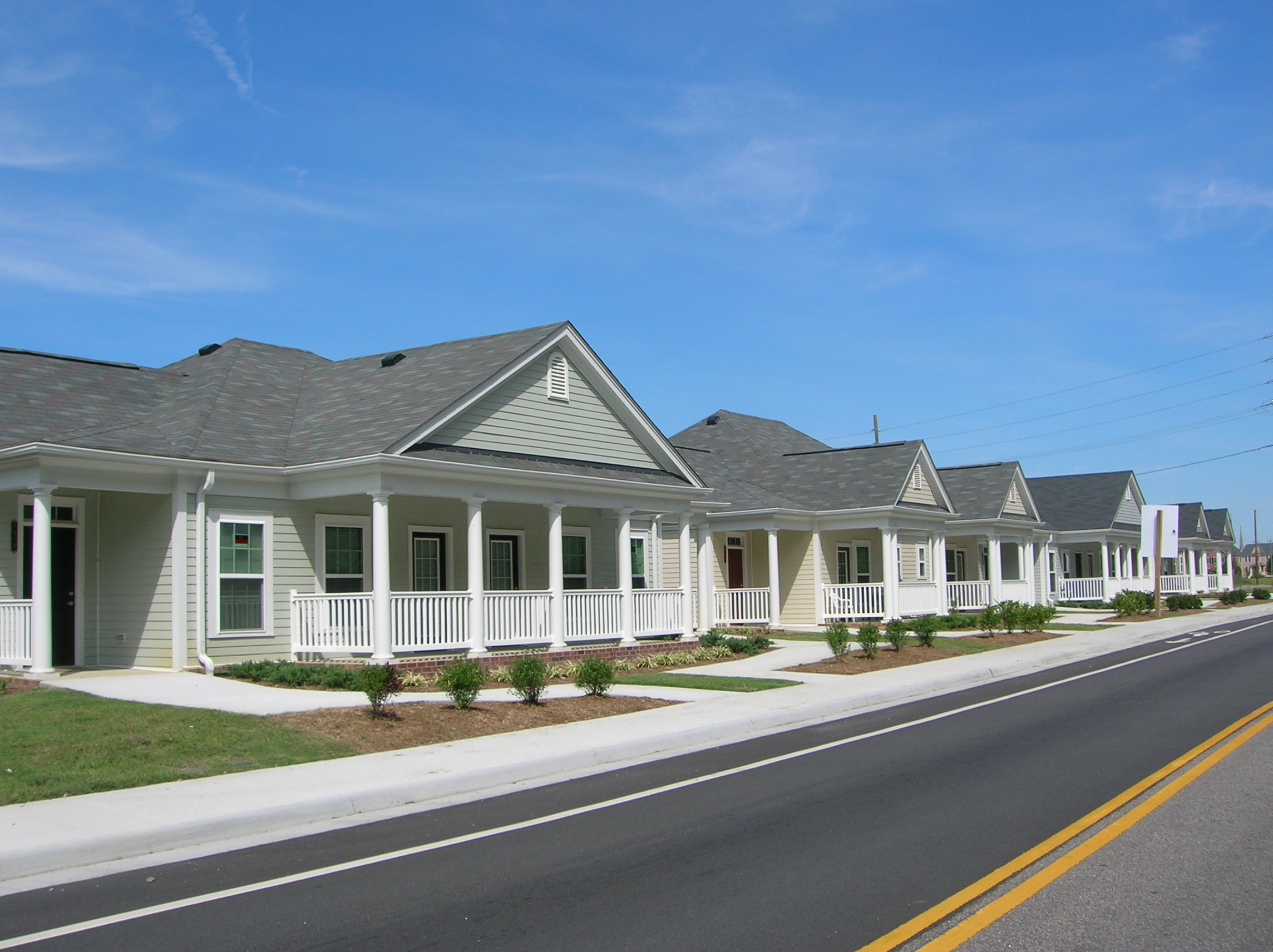 Image of Westbury Cottages in Portsmouth, Virginia