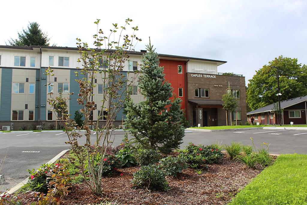 Image of Caples Terrace in Vancouver, Washington