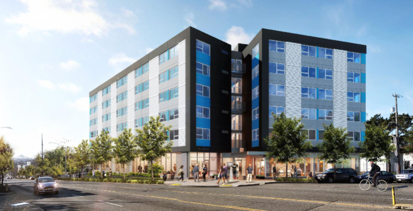 Image of 501 Rainier Supportive Housing
