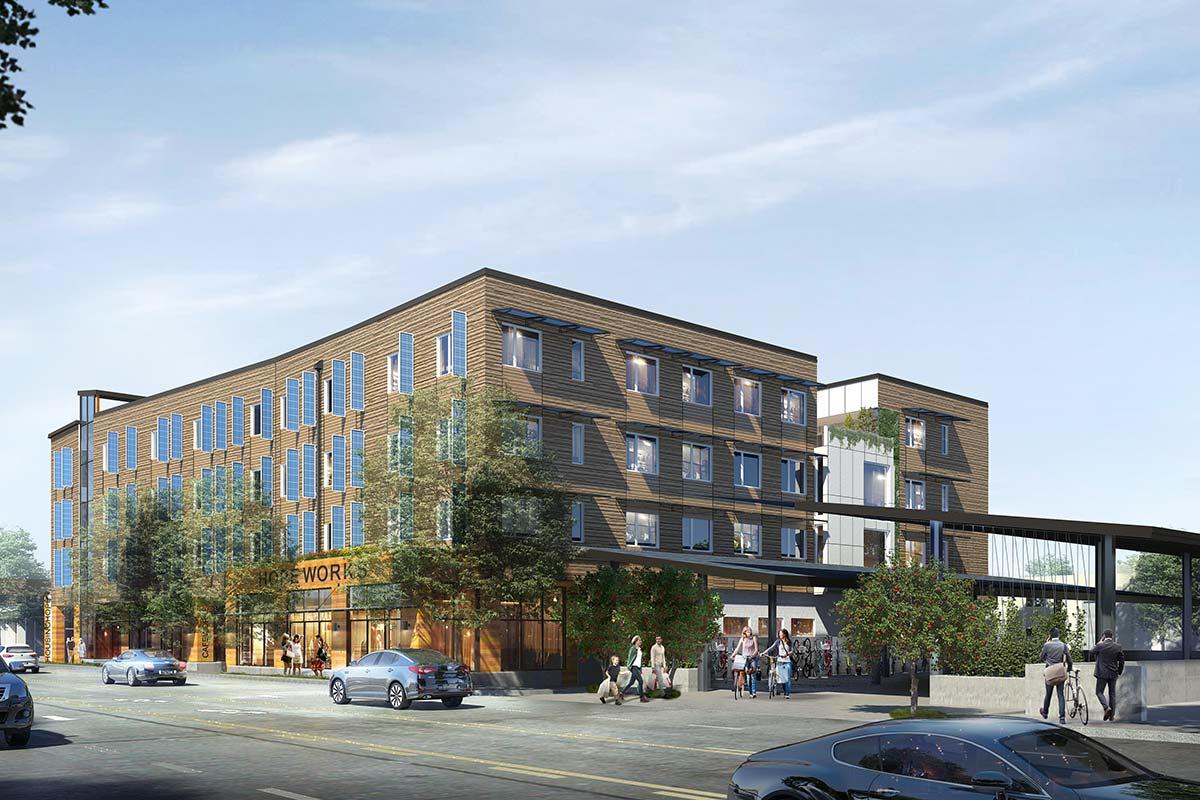 Image of HopeWorks Station I & II in Everett, Washington
