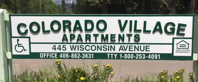 Image of Colorado Village in Whitefish, Montana