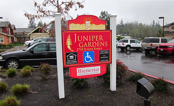 Image of Juniper Gardens I & II Apartments in Forest Grove, Oregon