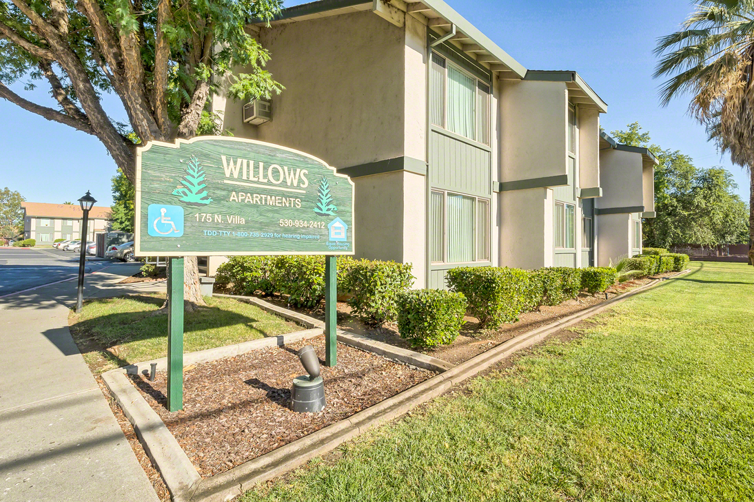 Image of Willows Apartments in Willows, California