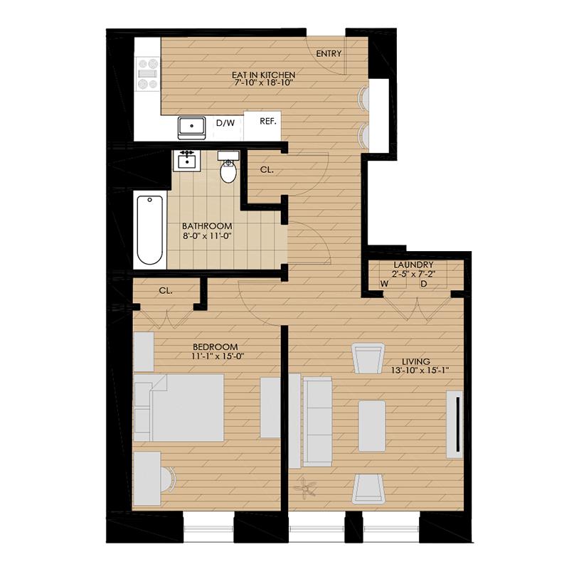 Church Lofts Of Fishtown Apartments Philadelphia Pa: Bridgeport, CT Low Income Apartments