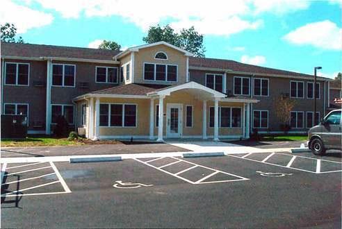 Image of Willington Woods in Willington, Connecticut
