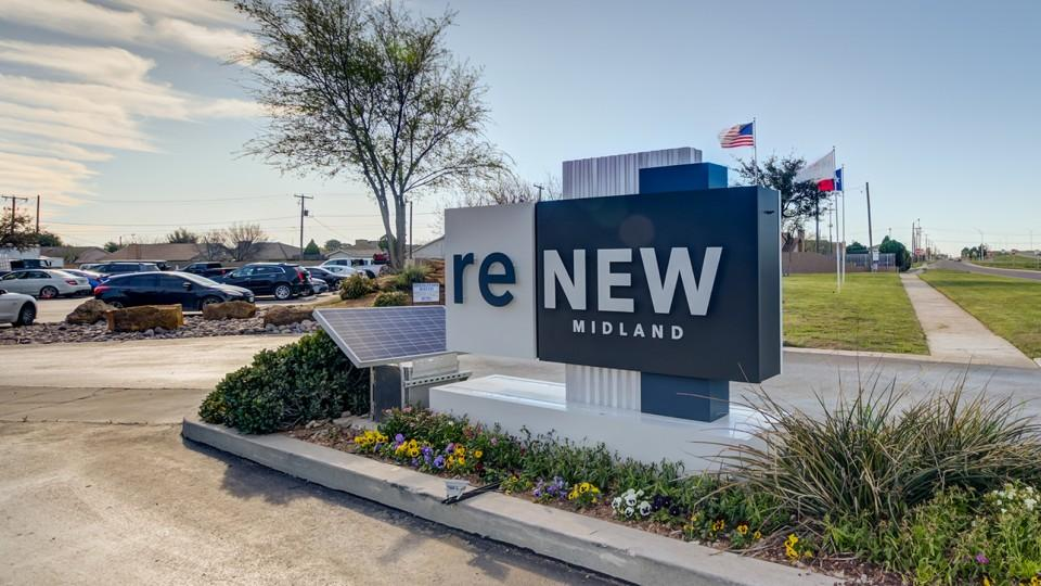 Image of ReNew Midland in Midland, Texas