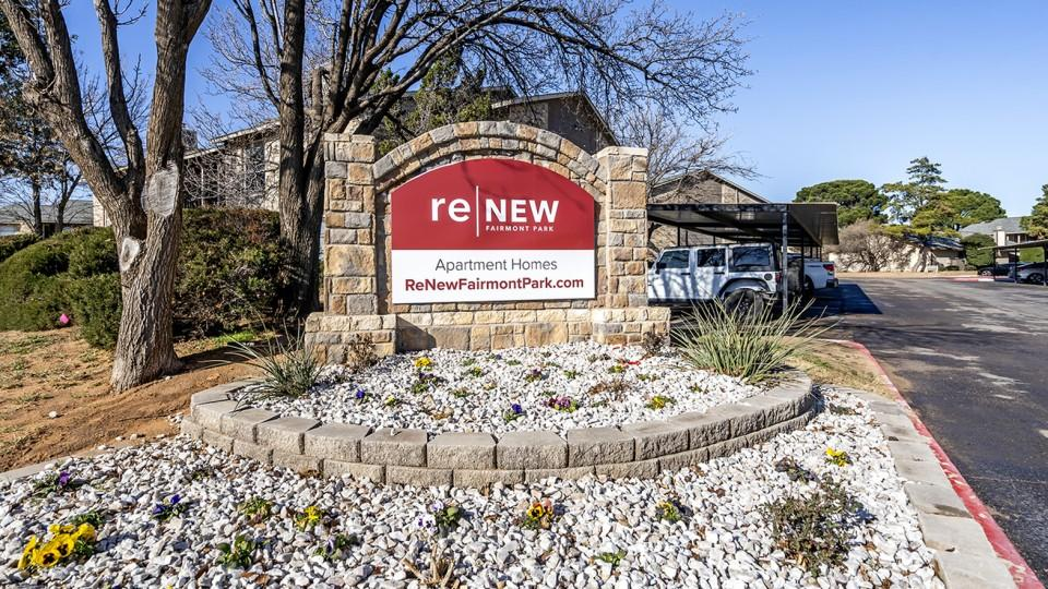 Image of ReNew Fairmont Park in Midland, Texas