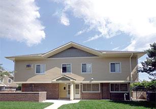 Image of Dunedin Terrace and West Side Duplexes in Saint Paul, Minnesota