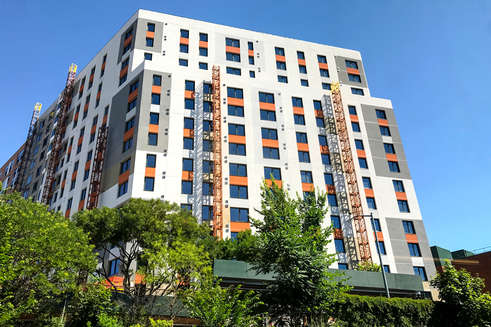 Image of Park Ave Green Apartments in Bronx, New York