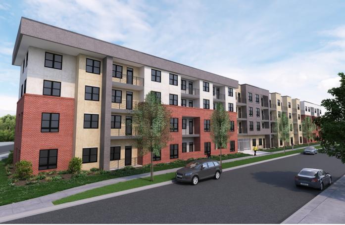 Image of Residences At Hoffman Senior Apartments in Aurora, Colorado