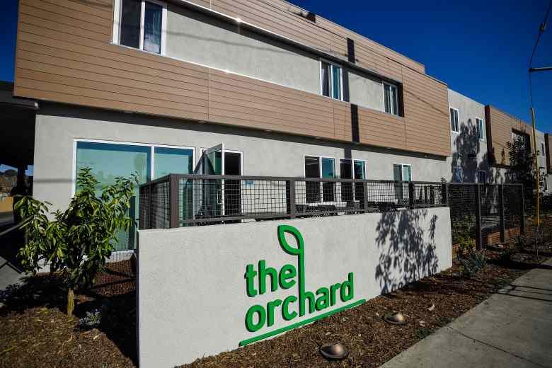 Image of The Orchard in Santa Ana, California