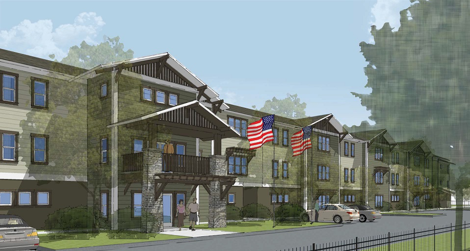 Image of Placentia Veterans Village in Placentia, California