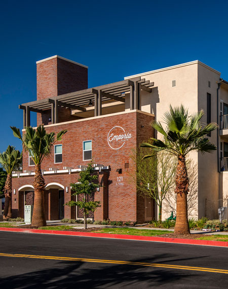 Image of Emporia Place Apartments in Ontario, California