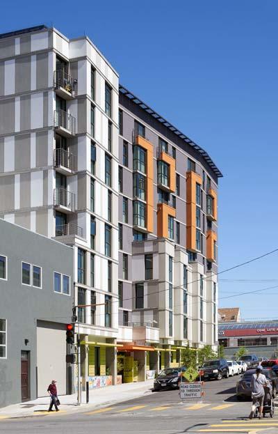 Image of Casa Adelante in San Francisco, California