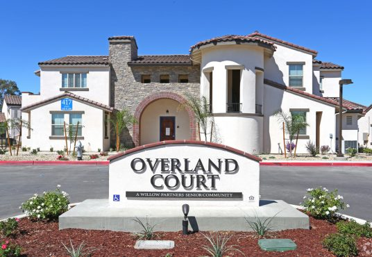 Image of Overland Court in Los Banos, California