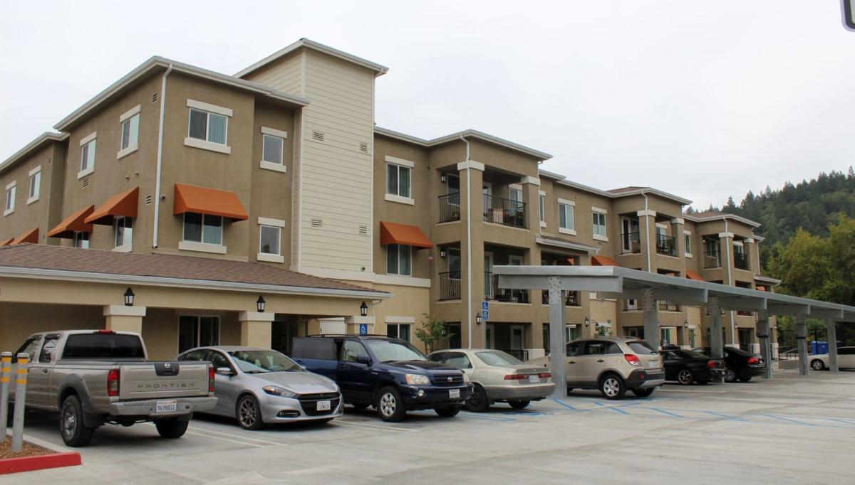 Image of Calistoga Senior Apartments in Calistoga, California