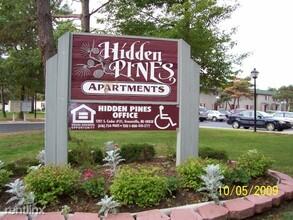 Image of HIDDEN PINES
