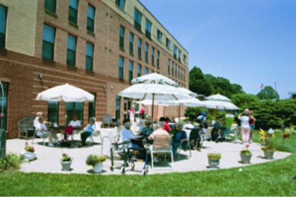 Image of St. Luke's Place in Edgemere, Maryland