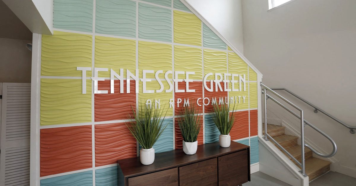 Image of Tennessee Green in Atlantic City, New Jersey